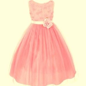 MY BEST KID Dresses - FLOWER GIRL DRESS